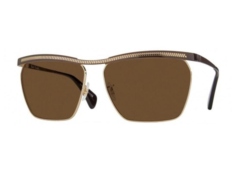 8c2a4d07c4 Paul Smith Paul Smith Sunglasses PM4053S - Foxley 509873 Cocoa Gold With  Brown Image 0 ...
