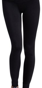 Koral Black Leggings