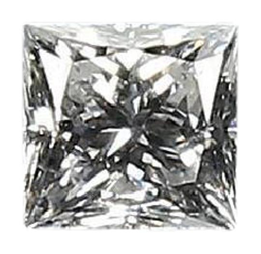Preload https://img-static.tradesy.com/item/21296610/white-new-princess-cut-052ct-g-si2-solitaire-loose-diamond-wgia-cert-0-1-540-540.jpg