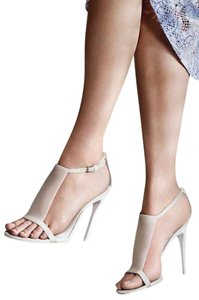 Burberry Prorsum White Sandals