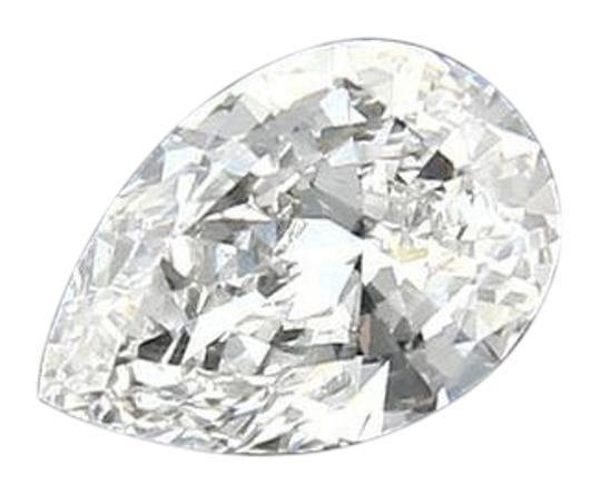Other Pear Shape Brilliant 0.87ct D SI1 Solitaire Loose Diamond w/GIA Cert.