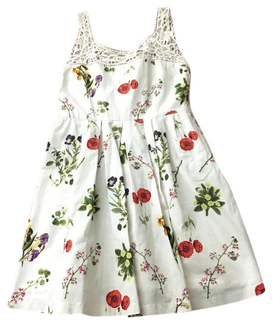 Preload https://img-static.tradesy.com/item/21296748/white-coral-with-red-poppies-short-workoffice-dress-size-10-m-0-1-650-650.jpg