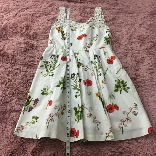 B.B. Dakota Floral Poppy Dress Dress