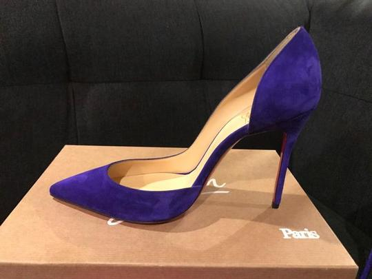 Christian Louboutin Iriza Iriza Iriza Purple Pumps