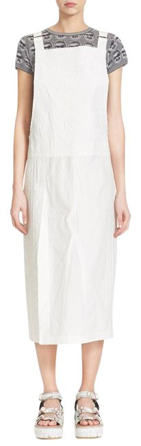 Preload https://item4.tradesy.com/images/julien-david-white-embroidered-overall-small-mid-length-short-casual-dress-size-4-s-21296853-0-1.jpg?width=400&height=650