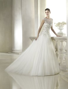 St. Patrick Shephard Wedding Dress