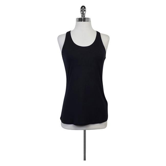 Preload https://img-static.tradesy.com/item/21296978/reiss-grey-leather-trim-tank-topcami-size-0-xs-0-0-650-650.jpg
