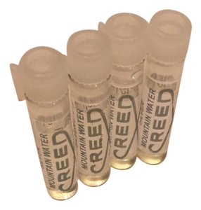 Creed silver mountain water creed men EDP cologne new travel size