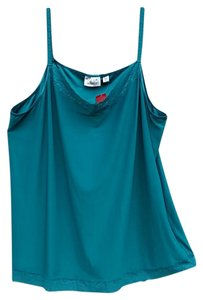 Avenue Plus Top teal