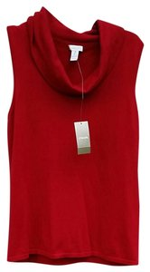 Chico's Rabbit Top red