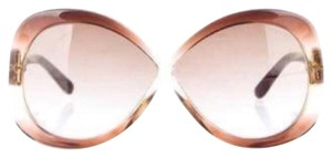 Tom Ford Tom Ford Brown Translucent Sunglasses