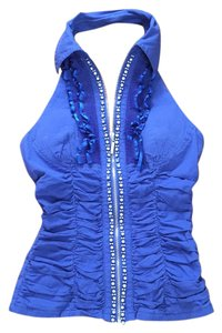 Body Central Top blue