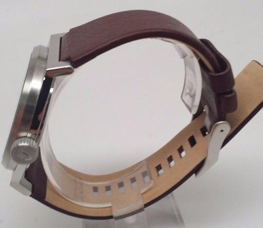Diesel A nalog 3-Hand Leather Men's watch DZ1562 Needs New Battery!!!