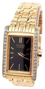 Citizen Women's EK1122-50E Gold Stainless-Steel Quartz Watch