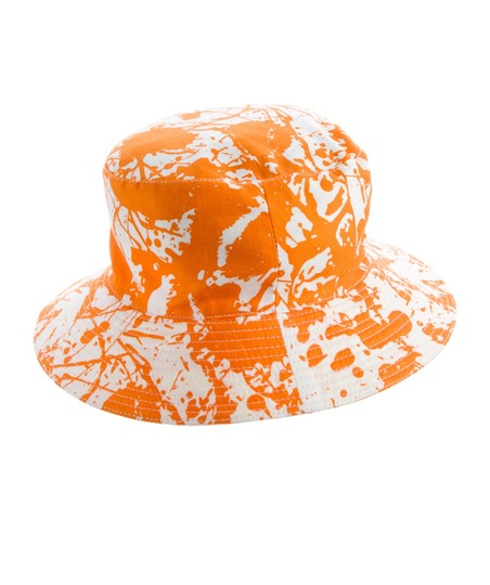 Preload https://img-static.tradesy.com/item/21297725/hermes-orange-and-creme-chevalier-surprise-bucket-hat-0-0-540-540.jpg