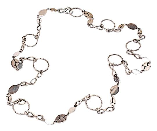 Preload https://img-static.tradesy.com/item/21297894/ippolita-sterling-silver-unusual-link-34-chain-wear-single-or-double-necklace-0-1-540-540.jpg