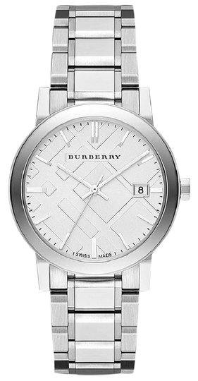 Preload https://img-static.tradesy.com/item/21297939/burberry-silver-in-the-box-unisex-bu900-watch-0-1-540-540.jpg