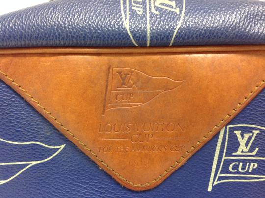 Louis Vuitton Lv Cup America's Cup Nautical Yachting Limited Edition Cross Body Bag