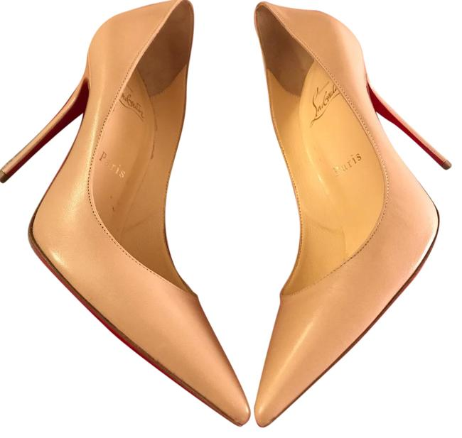 Item - Nude. Decolette 554 100mm Formal Shoes Size US 8 Narrow (Aa, N)