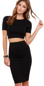 Lulu*s Two-piece Sexy Cut-out Dress