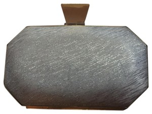Badgley Mischka Silver Clutch