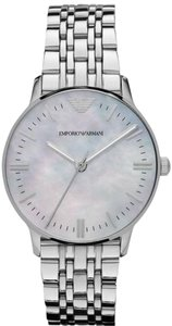 Emporio Armani AR1602 Mother of Pearl Dial Stainless Steel 32mm