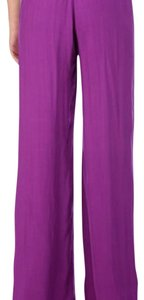 Splendid Wide Leg Pants Scarlett Fuschia