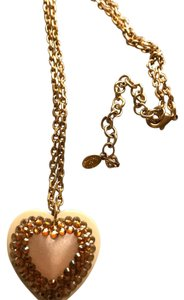Tarina Tarantino Love Heart Chain