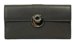 Gucci Gucci 231835 Leather Continental Wallet, Brown