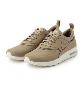 Nike Desert Camo Air Max Thea Air Max Thea Leather Sneakers Rare Sneakers Athletic