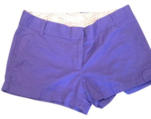 J.Crew Mini/Short Shorts purple