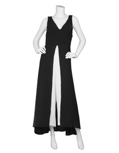 Adrianna Papell Culottes Monochrome Dress