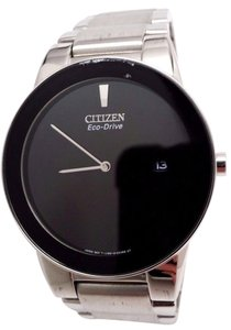 Citizen Eco-Drive Men's Stainless Steel Axiom Watch AU1060-51E