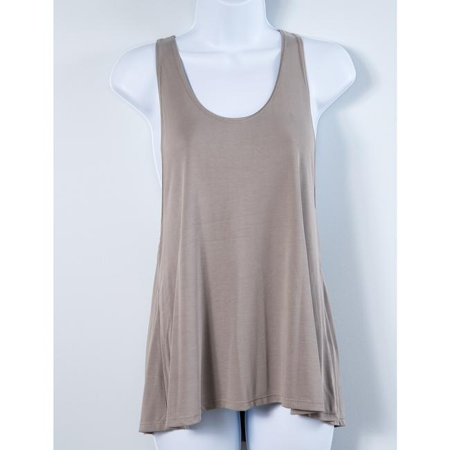 CY Fashion Spring Summer Casual Top Cocoa Image 2