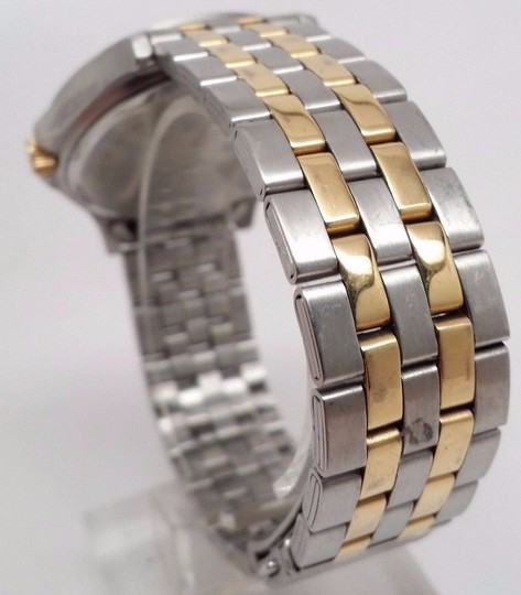 Citizen EQ9054-56A Women's Two-Tone Quartz Watch BROKEN!!! Image 3