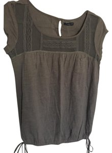 American Eagle Outfitters Top dark grey