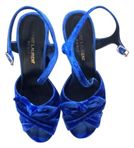 Saint Laurent BLUE Sandals
