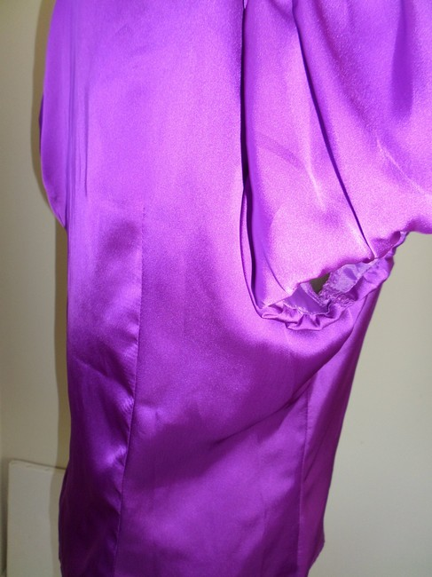 Harvé Benard Top plum Image 1