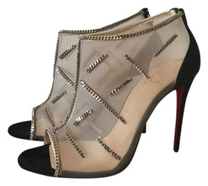 Christian Louboutin Louboutin Red Bottom Christian Bootie Red Pumps