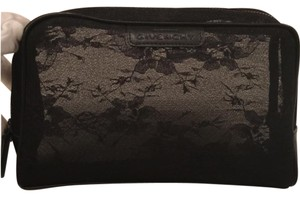 Givenchy Givenchy cosmetic pouch with see through lace
