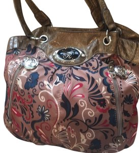 Sienna Ricchi floral Tote in floral