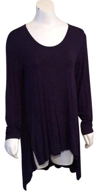 Preload https://item4.tradesy.com/images/dkny-navy-blue-pure-tunic-size-8-m-21300333-0-1.jpg?width=400&height=650