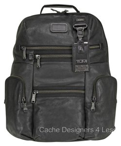 589450b05 Tumi Backpack - item med img. Tumi. - Alpha Knox 92681dh Black Bravo  Leather Backpack