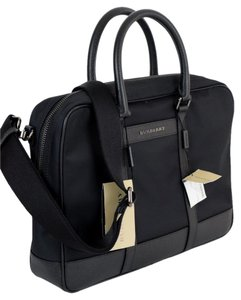 Burberry Computer Unisex Ormond Briefcase Laptop Bag