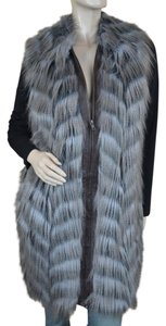 Rachel Zoe Faux Fur New Vest