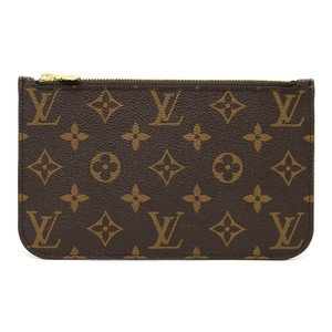 Louis Vuitton Vuitton Pouch Pm Mm Neverfull Clutch