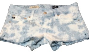 AG Adriano Goldschmied Denim Shorts-Light Wash