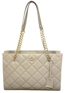 Kate Spade Sm Phoebe Pxru5692 Kate City Fog Quilted Kate Shoulder Bag