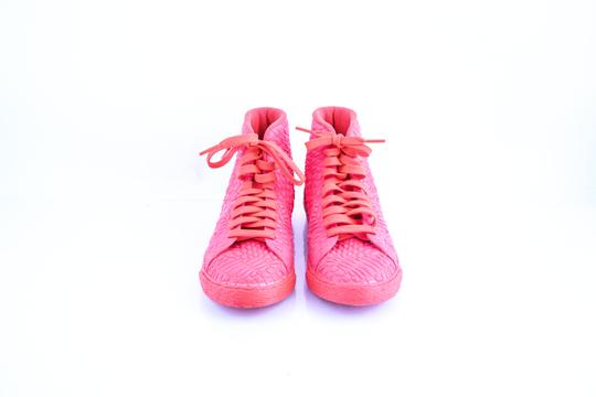Nike Red Boots Image 1