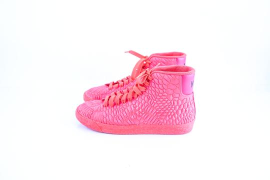 Nike Red Boots Image 2